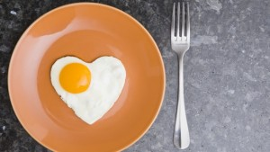 Yema de huevo para síndrome metabólico
