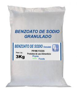 Lee más sobre el artículo Benzoato de sodio – Análisis profundo