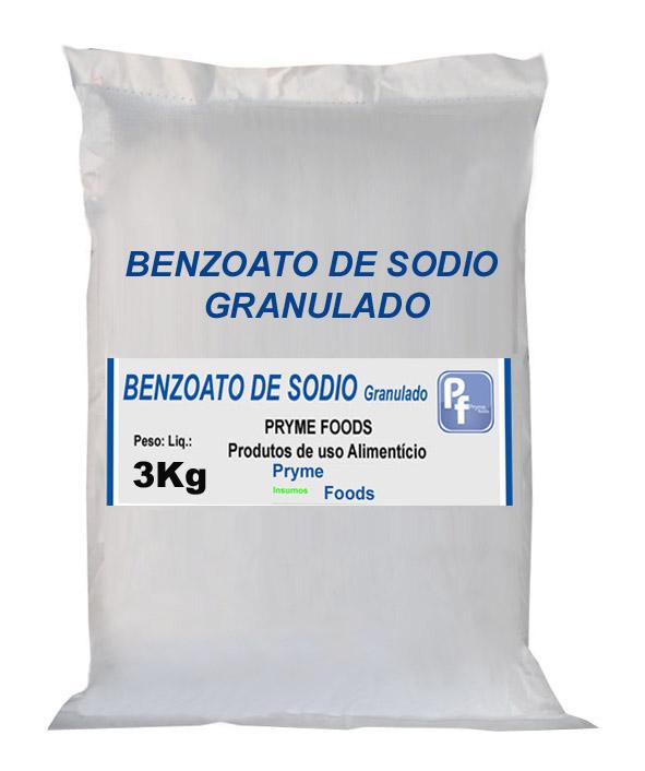 Benzoato de sodio – Análisis profundo