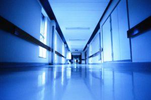 Hongos en los hospitales
