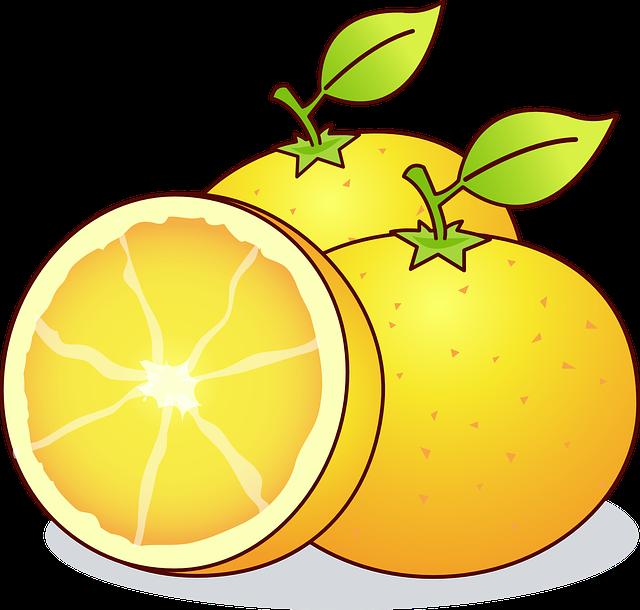Comer naranja en la noche adelgaza