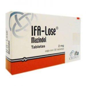 Mazindol (Sanorex-Mazanor) – El medicamento más potente para adelgazar
