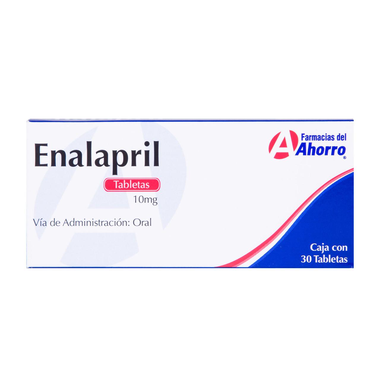 Enalapril puede afectar a tu salud